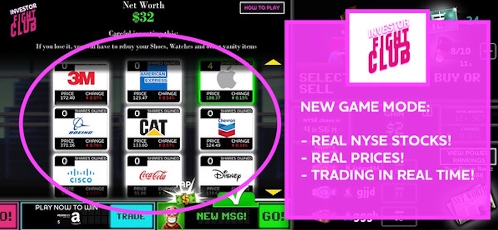 Comish: Stock Market Simulator hack tool