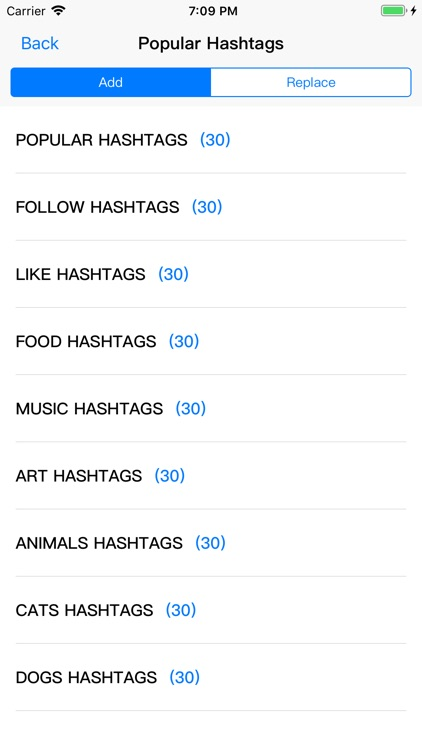 Magic Tags for Instagram Likes screenshot-4