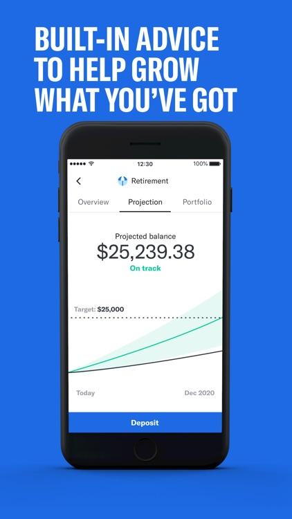 Betterment: Money Management screenshot-4