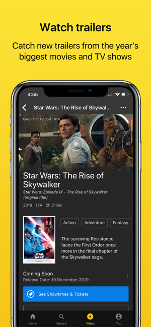 Imdb Movies Tv Shows On The App Store