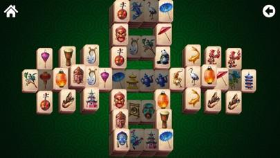 Screenshot of Mahjong Epic2