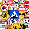 Funny Road Signs HD