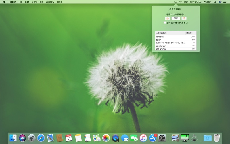 Wallpaper Assistant - WallBot for Mac