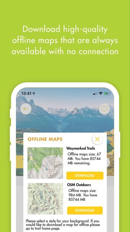 Hiiker: Long-Distance Trails screenshot-3