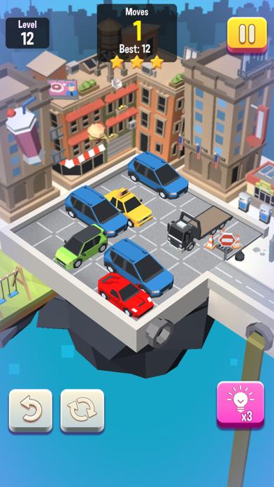 Parking Escape Deluxe screenshot four
