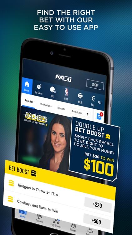 FOX Bet - Sports Betting PA screenshot-4