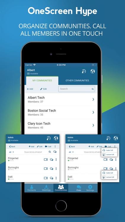 OneScreen Hype screenshot-4