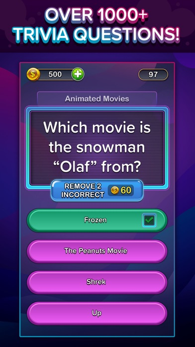 Trivia Star: Trivia Games Quiz screenshot 1