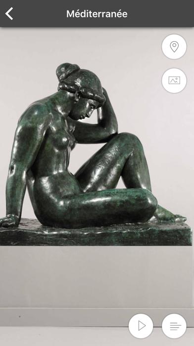 Screenshot #2 pour Musée Maillol