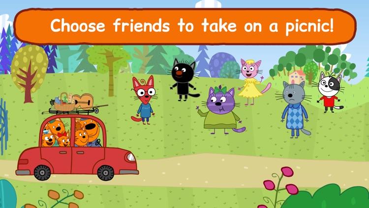 Kid-E-Cats Picnic For Children