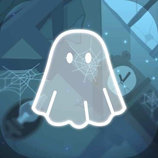 Run away! Ghost!