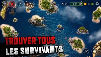 RAFT Survival: Jeu de survie