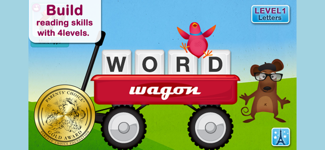 ‎Word Wagon by Duck Duck Moose Screenshot