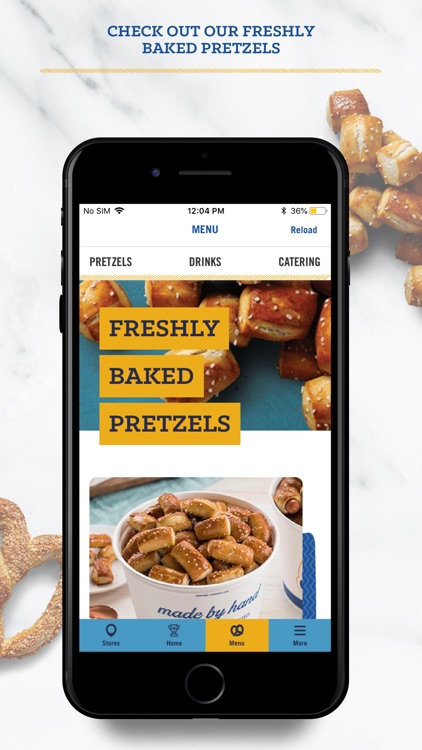 Auntie Anne's Pretzel Perks screenshot-3