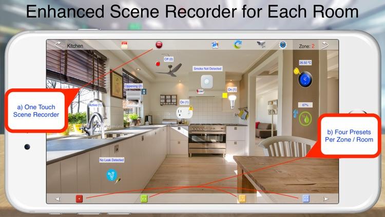 HOS Smart Home KNX EIB Live screenshot-4
