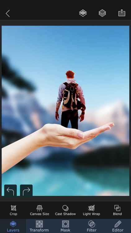 Superimpose X screenshot-5