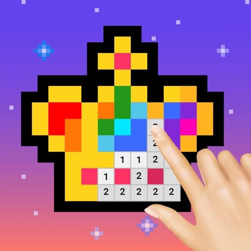 Pixel ColorFil