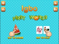 Igbo First Words ipad images