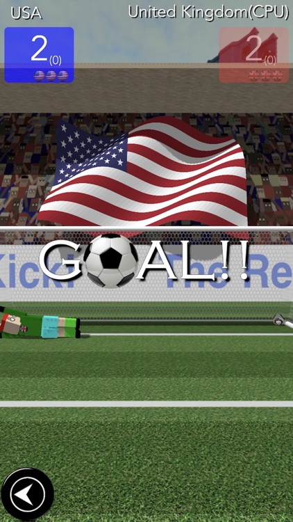 Real Kick Soccer screenshot-3