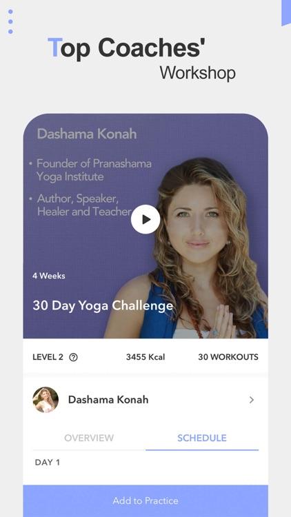 Daily Yoga - Workout & Fitness screenshot-5