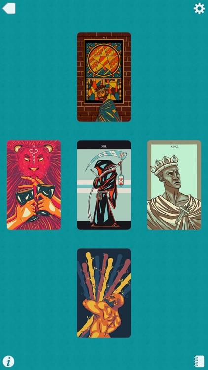 The Prismatic Tarot screenshot-4