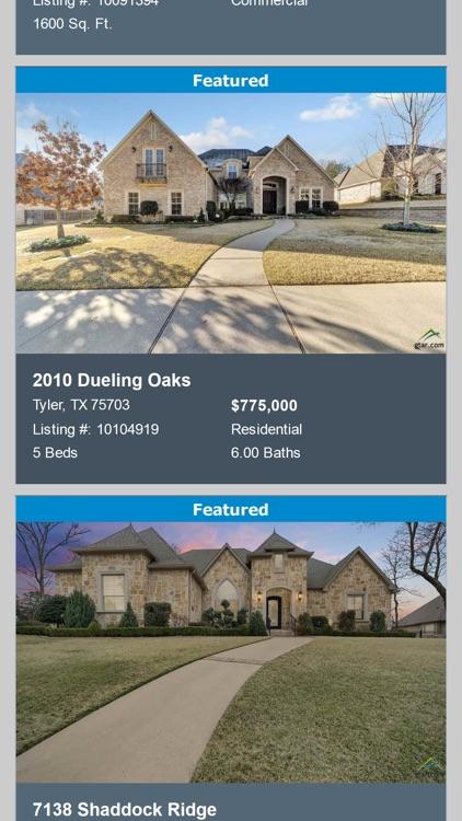 Tyler Texas Real Estate