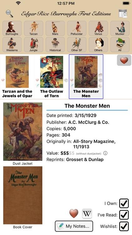 Edgar Rice Burroughs Editions screenshot-5