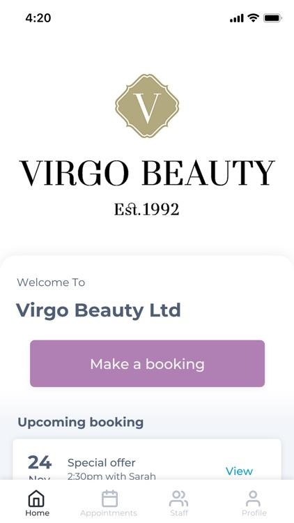 Virgo Beauty Ltd