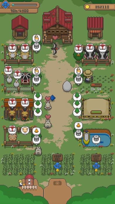 Tiny Pixel Farm - Go Farm Life Screenshot on iOS