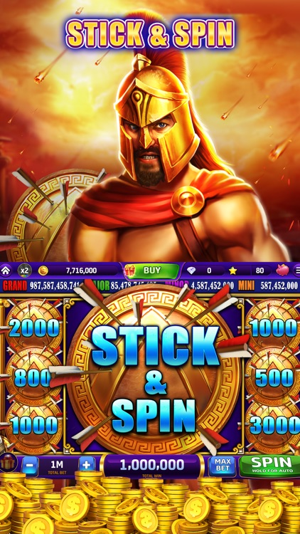 Triple Win Slots-Vegas Casino screenshot-4