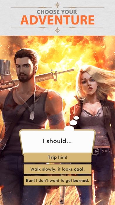 Chapters: Interactive Stories Screenshot