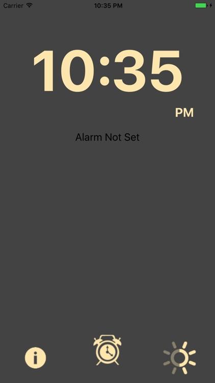 Light Awake Alarm Clock 2.0 screenshot-0
