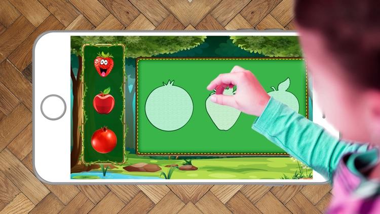 Kids Puzzle Zoo Jigsaw Family screenshot-7