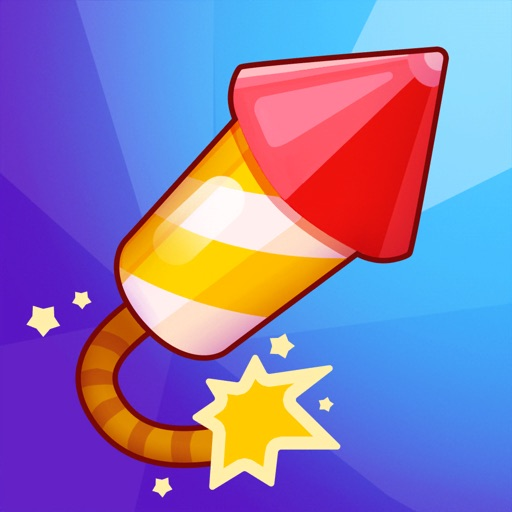 Boom it: fireworks icon