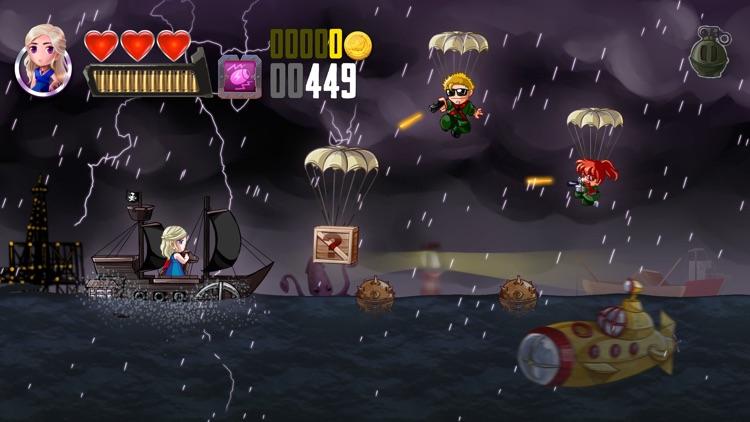 Ramboat - Gun Squad Games screenshot-3