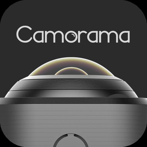 Camorama Panoramic Editor