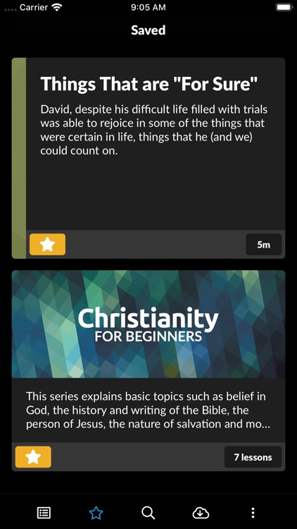 BibleTalk.tv screenshot-4