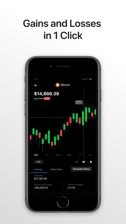 Accointing - Crypto Tracker screenshot-3