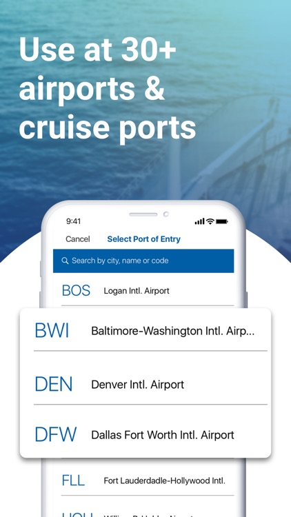 Mobile Passport screenshot-4