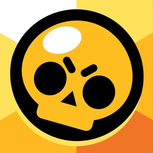 Brawl Stars app logo