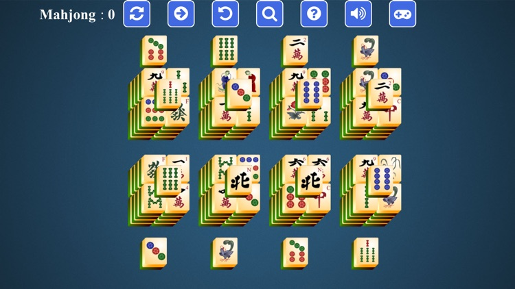Mahjong Solitaire + screenshot-3