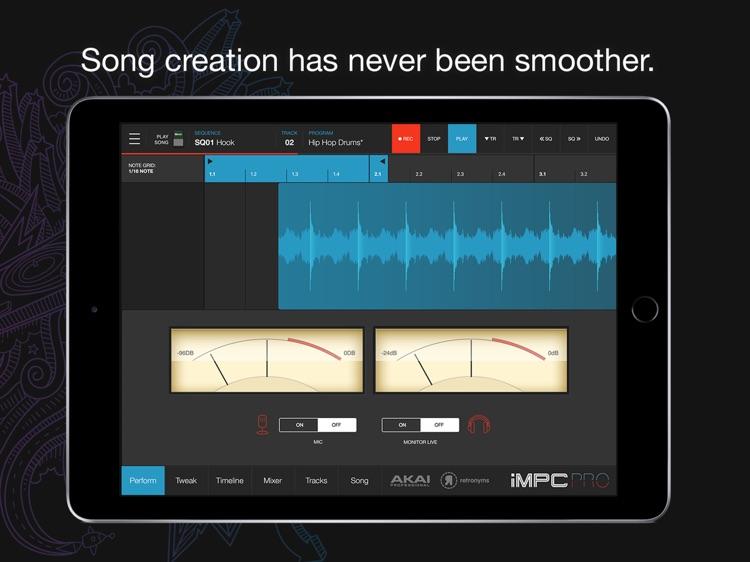 iMPC Pro 2 screenshot-3