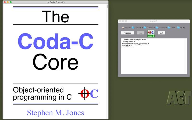 Coda C review screenshots