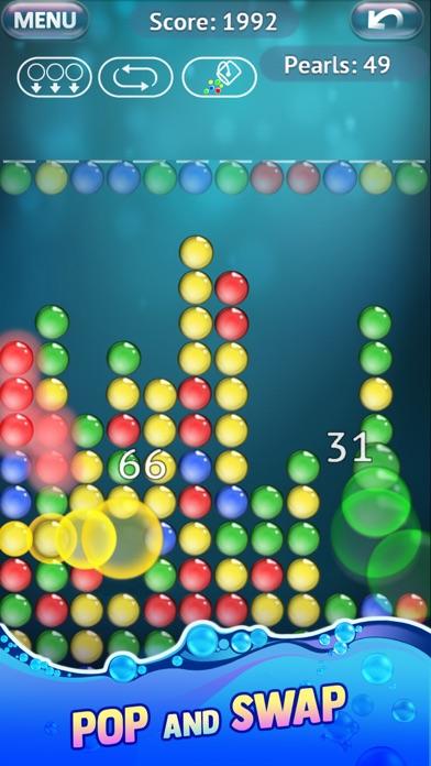 Screenshot of Bubble Explode1