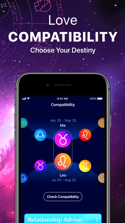 Futurio: Zodiac Horoscope 2020