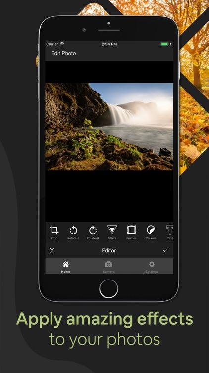 Picy: Easy Photo Editor Studio