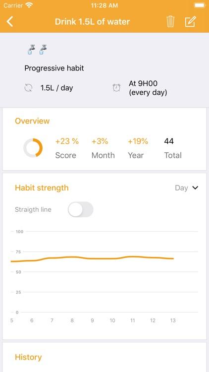 Habit Tracker - Your Goals screenshot-4