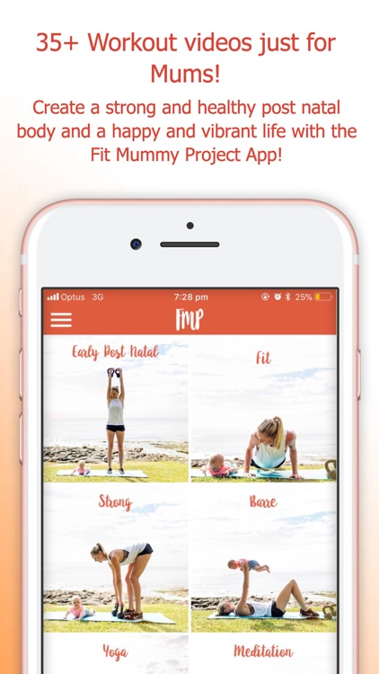Fit Mommy Project