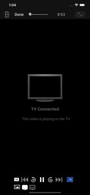Rocket Video Cast | Chromecast Screenshot