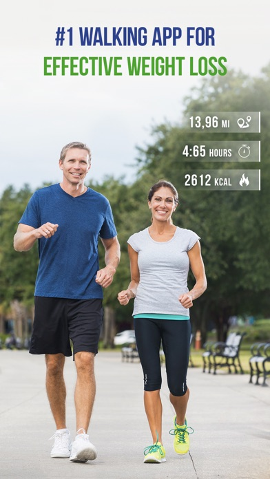 Weight Loss Walking by Verv Screenshot